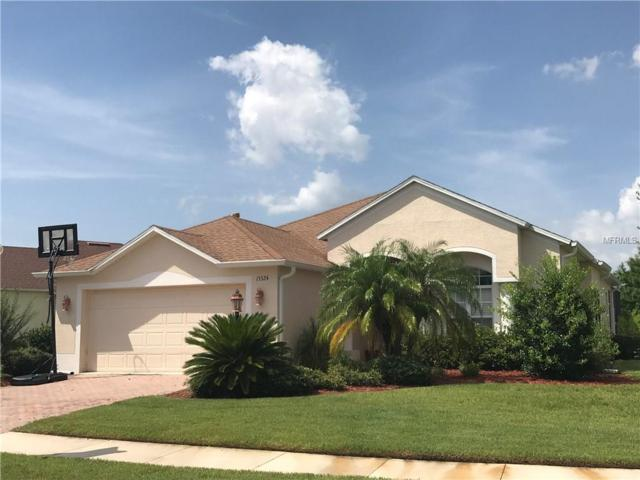 15324 Blue Fish Circle, Lakewood Rch, FL 34202 (MLS #A4193742) :: The Duncan Duo & Associates