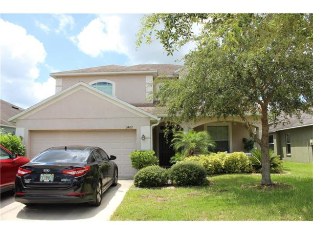 11402 Weston Course Loop, Riverview, FL 33579 (MLS #A4193846) :: The Duncan Duo & Associates