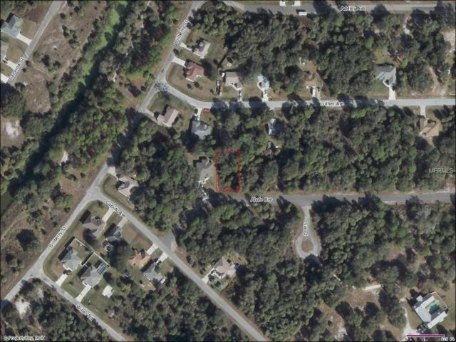 Abate Ave, North Port, FL 34288 (MLS #A4194023) :: Medway Realty