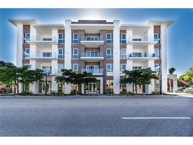 635 S Orange Avenue #302, Sarasota, FL 34236 (MLS #A4194052) :: McConnell and Associates