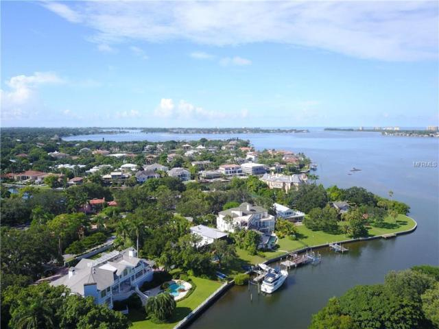 1479 Bay Point Drive, Sarasota, FL 34236 (MLS #A4194135) :: White Sands Realty Group