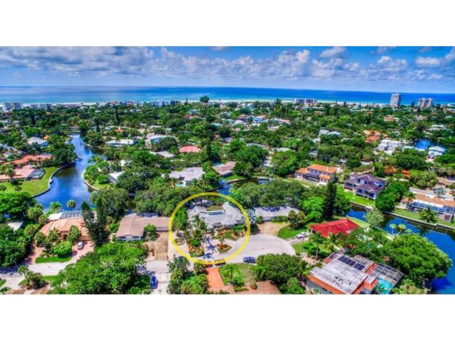 810 Paradise Way, Sarasota, FL 34242 (MLS #A4194354) :: Medway Realty