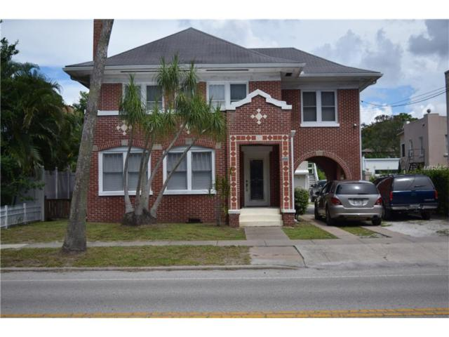 1319 S Orange Avenue, Sarasota, FL 34239 (MLS #A4194388) :: The Duncan Duo & Associates