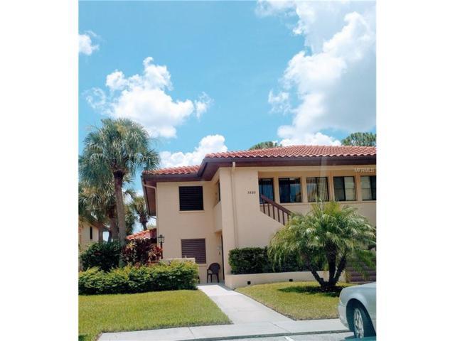 5220 Lake Village Drive #69, Sarasota, FL 34235 (MLS #A4194427) :: White Sands Realty Group