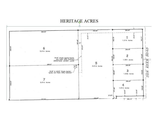 606 Son Keen Road, Plant City, FL 33566 (MLS #A4194437) :: The Duncan Duo & Associates