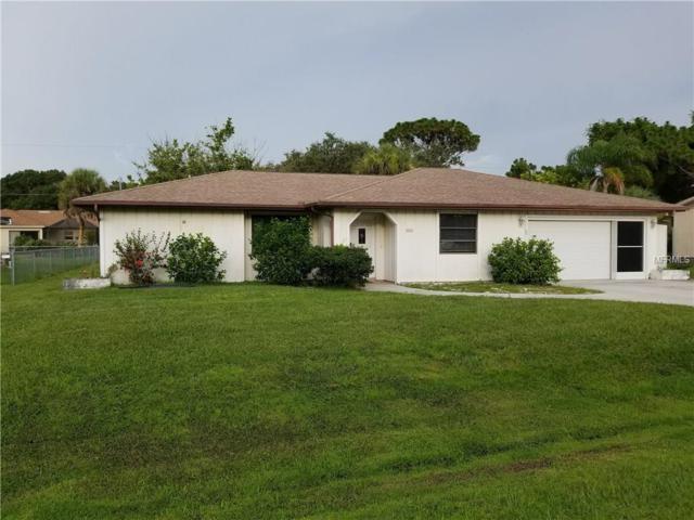 9286 Gulfstream Boulevard, Englewood, FL 34224 (MLS #A4194520) :: Medway Realty
