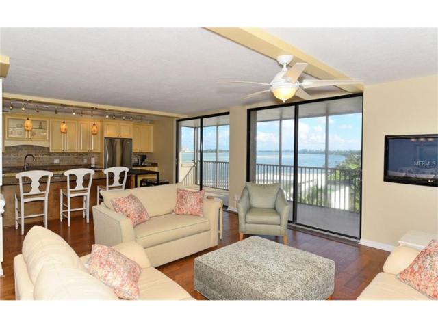 4822 Ocean Boulevard 7F, Sarasota, FL 34242 (MLS #A4194594) :: Medway Realty