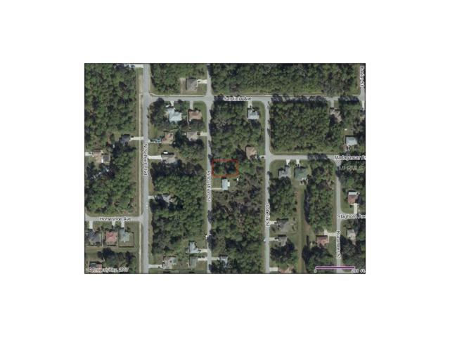 Pincushion Street, North Port, FL 34286 (MLS #A4194605) :: TeamWorks WorldWide