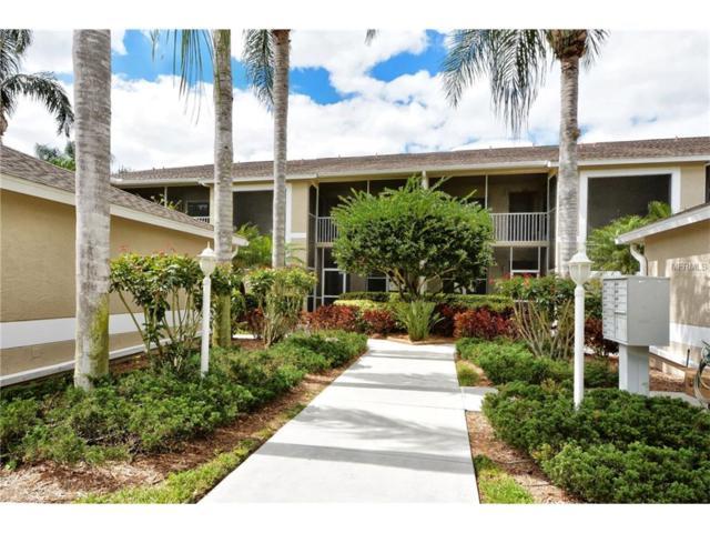 5210 Hyland Hills Avenue #1123, Sarasota, FL 34241 (MLS #A4194647) :: The Duncan Duo & Associates