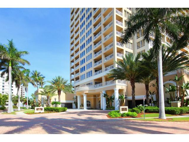 35 Watergate Drive #1003, Sarasota, FL 34236 (MLS #A4195385) :: Team Bohannon Keller Williams, Tampa Properties