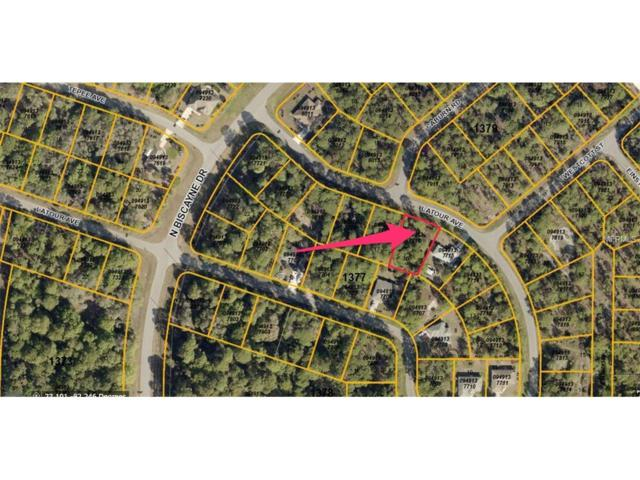 00 Latour Ave, North Port, FL 34291 (MLS #A4196101) :: Griffin Group