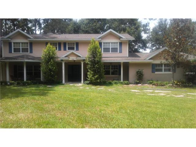 316 Evansdale Road, Lake Mary, FL 32746 (MLS #A4196128) :: G World Properties