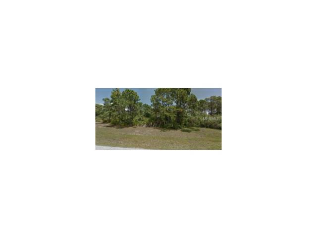 270 Antis Drive, Rotonda West, FL 33947 (MLS #A4196135) :: The BRC Group, LLC