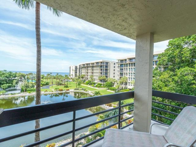 1105 Gulf Of Mexico Drive #301, Longboat Key, FL 34228 (MLS #A4196181) :: Medway Realty