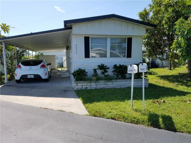 2028 Sun Home Street, Sarasota, FL 34231 (MLS #A4196475) :: Medway Realty
