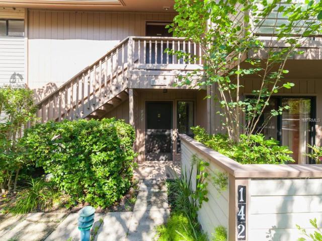 1637 Brookhouse Court #142, Sarasota, FL 34231 (MLS #A4196530) :: Medway Realty