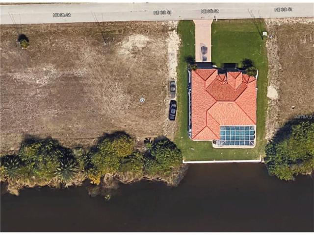 104 NE 6TH Street, Cape Coral, FL 33909 (MLS #A4196535) :: The Lockhart Team