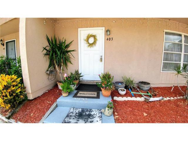 403 Barlow Avenue #62, Sarasota, FL 34232 (MLS #A4196831) :: KELLER WILLIAMS CLASSIC VI