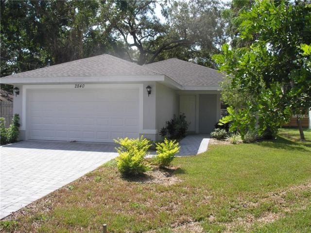 2840 Edgewood Lane, Sarasota, FL 34231 (MLS #A4197171) :: The Duncan Duo & Associates
