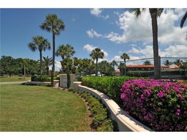 2800 Harbourside Drive D-14, Longboat Key, FL 34228 (MLS #A4197452) :: Medway Realty
