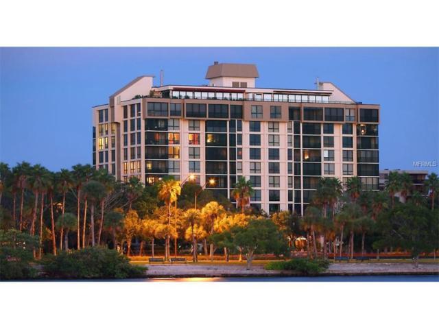 707 S Gulfstream Avenue #601, Sarasota, FL 34236 (MLS #A4197702) :: Team Bohannon Keller Williams, Tampa Properties