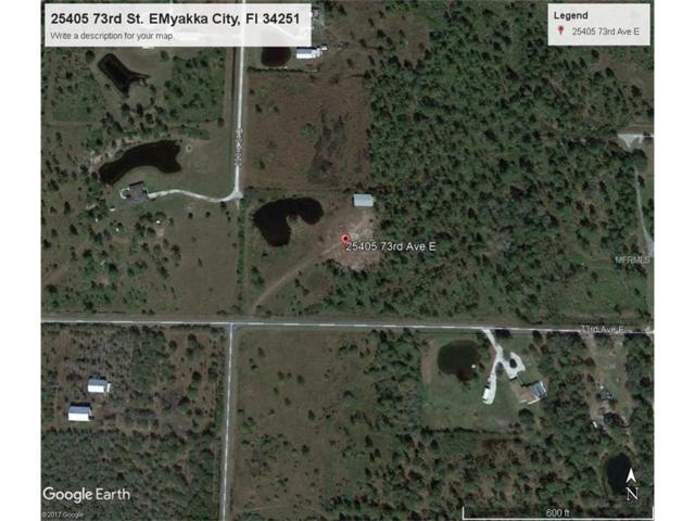 25405 E 73RD Avenue, Myakka City, FL 34251 (MLS #A4197710) :: TeamWorks WorldWide
