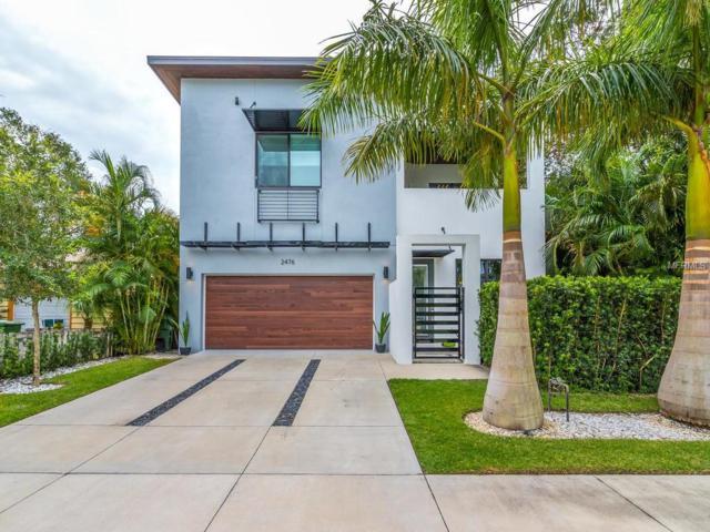 2476 Floyd Street, Sarasota, FL 34239 (MLS #A4197932) :: McConnell and Associates