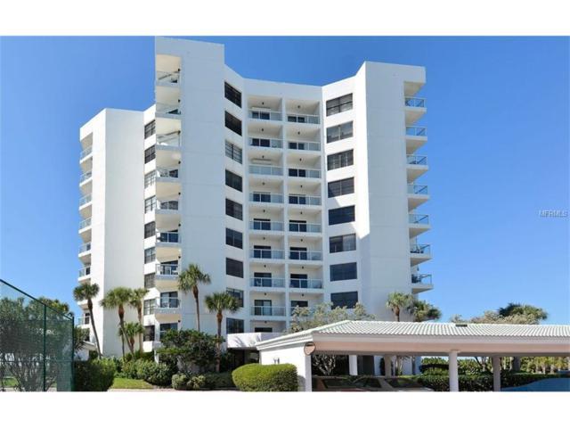 1050 Longboat Club Road #906, Longboat Key, FL 34228 (MLS #A4198355) :: Gate Arty & the Group - Keller Williams Realty