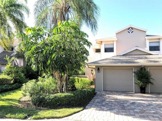 1634 Starling Drive #201, Sarasota, FL 34231 (MLS #A4198434) :: McConnell and Associates