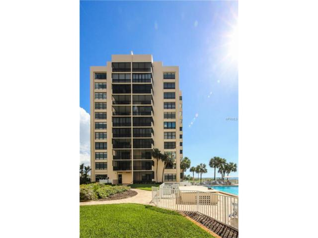 631 Alhambra Road #1004, Venice, FL 34285 (MLS #A4198544) :: Medway Realty