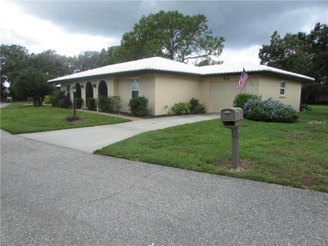 513 W Modigliani Drive, Nokomis, FL 34275 (MLS #A4198785) :: TeamWorks WorldWide