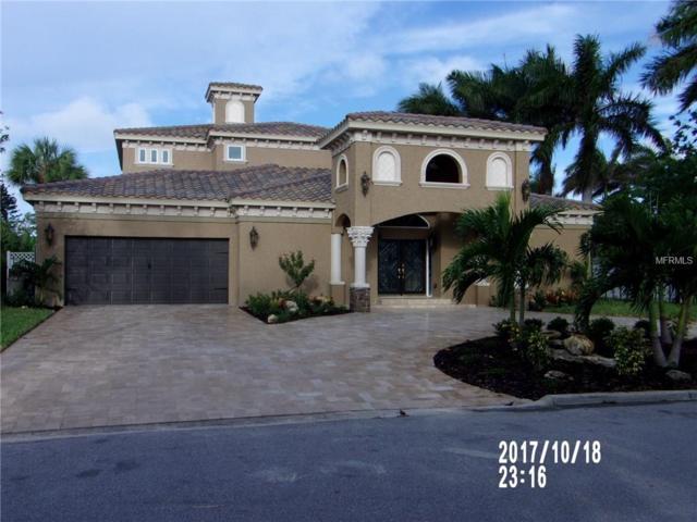 372 4TH Avenue N, Tierra Verde, FL 33715 (MLS #A4198853) :: The Lockhart Team