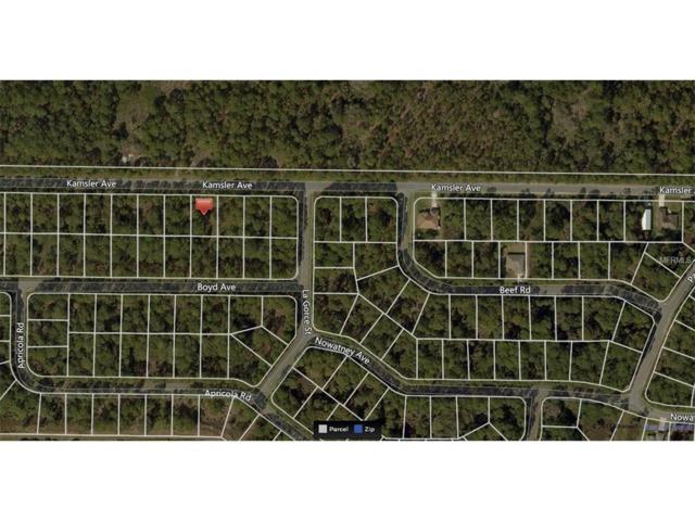 Kamsler Avenue, North Port, FL 34286 (MLS #A4199020) :: TeamWorks WorldWide