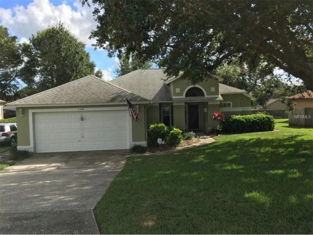 134 Madrona Drive, Eustis, FL 32726 (MLS #A4199107) :: Premium Properties Real Estate Services