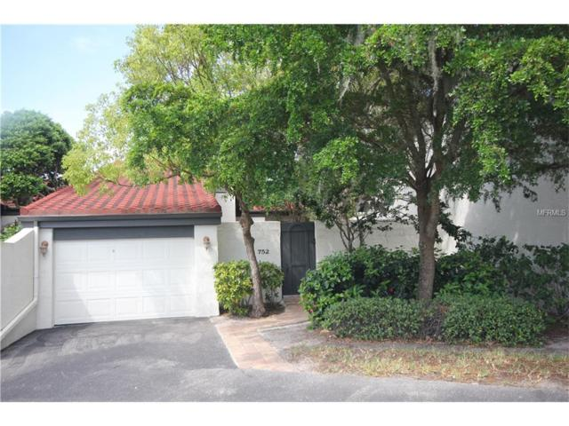752 Sarabay Road #2, Osprey, FL 34229 (MLS #A4199119) :: White Sands Realty Group