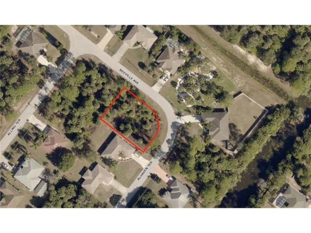 Alhaven Terrace, North Port, FL 34286 (MLS #A4199307) :: White Sands Realty Group