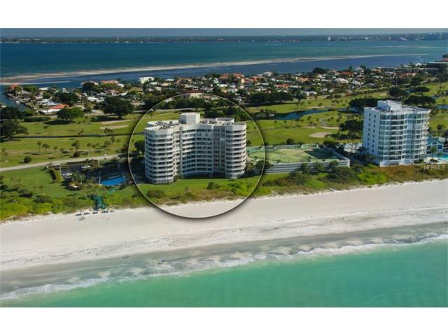 775 Longboat Club Road #506, Longboat Key, FL 34228 (MLS #A4199395) :: Team Pepka