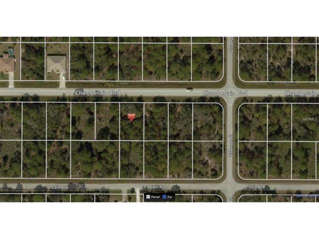 14045 Chamberlain Boulevard, Port Charlotte, FL 33953 (MLS #A4199417) :: Medway Realty