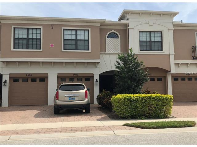4057 Overture Circle #4057, Bradenton, FL 34209 (MLS #A4199540) :: Team Pepka