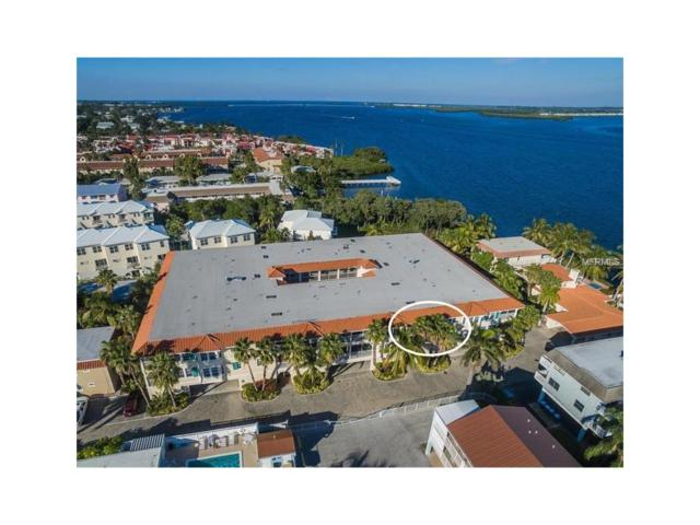 1325 Gulf Drive N #263, Bradenton Beach, FL 34217 (MLS #A4199542) :: The Duncan Duo Team