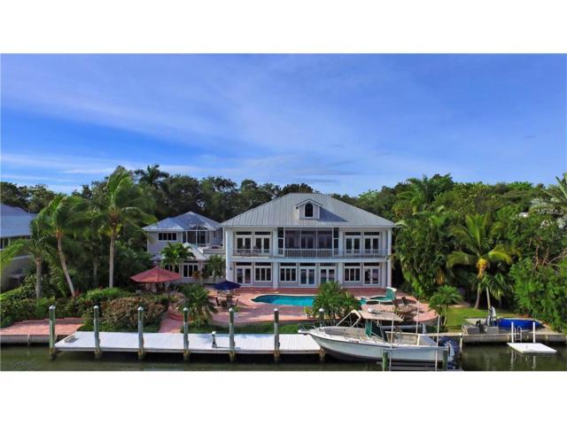 5151 Jungle Plum Road, Sarasota, FL 34242 (MLS #A4199725) :: Medway Realty