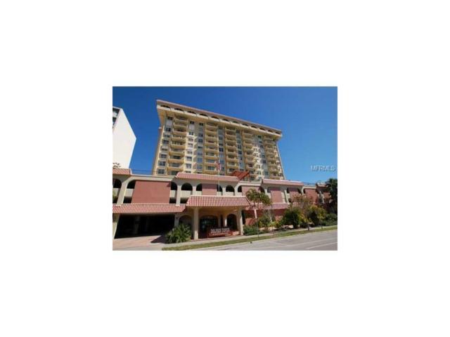 101 S Gulfstream Avenue 14C, Sarasota, FL 34236 (MLS #A4199821) :: Medway Realty