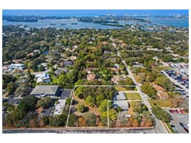 1800 Hansen Street, Sarasota, FL 34231 (MLS #A4200016) :: The Duncan Duo Team