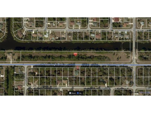 W Hillsborough Boulevard, North Port, FL 34286 (MLS #A4200031) :: Cartwright Realty