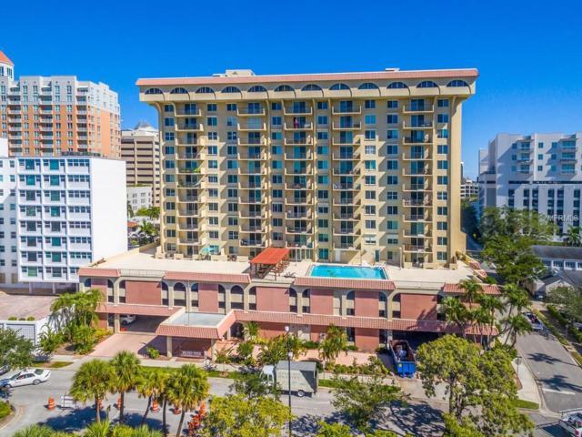 101 S Gulfstream Avenue 8A, Sarasota, FL 34236 (MLS #A4200539) :: Medway Realty