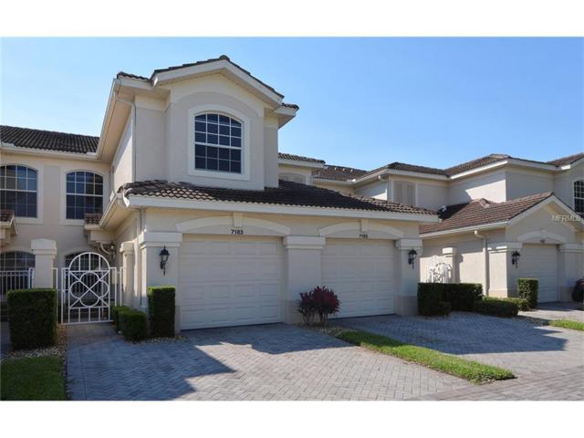 7183 Prosperity Circle #204, Sarasota, FL 34238 (MLS #A4201261) :: McConnell and Associates