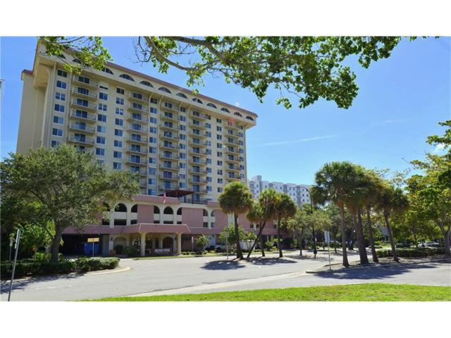 101 S Gulfstream Avenue 11E, Sarasota, FL 34236 (MLS #A4201424) :: Medway Realty