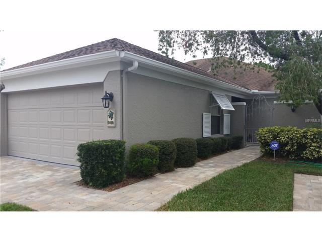 5410 Chantilly #45, Sarasota, FL 34235 (MLS #A4201621) :: McConnell and Associates