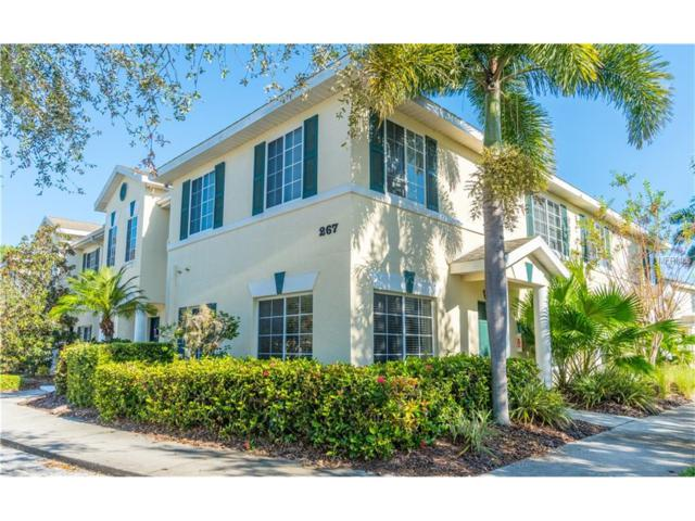 267 Cape Harbour Loop #107, Bradenton, FL 34212 (MLS #A4201698) :: McConnell and Associates