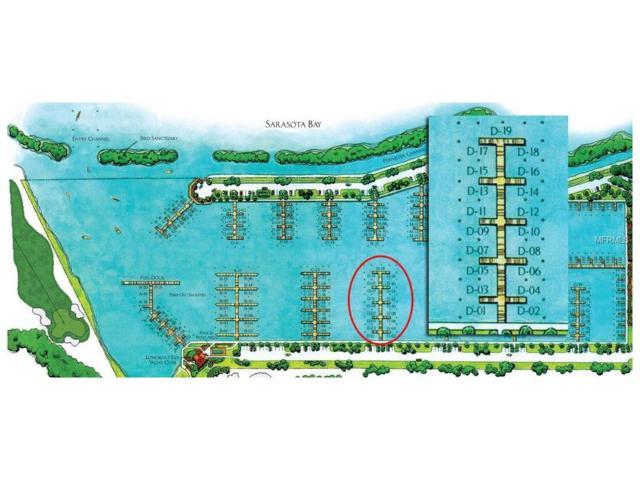 2800 Harbourside Drive D-19 & D-20, Longboat Key, FL 34228 (MLS #A4201865) :: Medway Realty